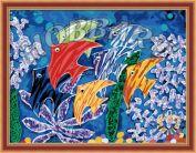 """Картина по номерам """"Краски моря"""" 30х40"""