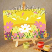 "Картина по номерам ""Солнечная лужайка"""