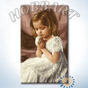 "Картина по номерам ""Молитва"""