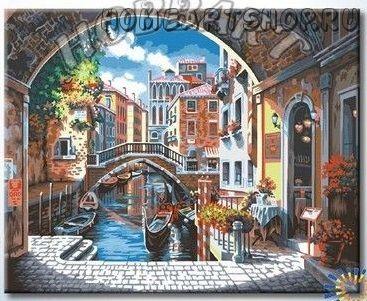 """Картина по номерам """"Венецианская классика"""""""